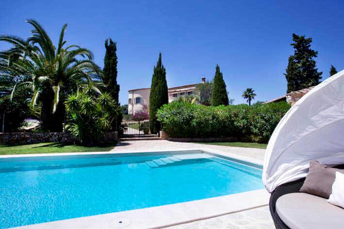 Pavimentos Para Piscinas Exteriores De Gres Porcel Nico | Piscina Mallorca