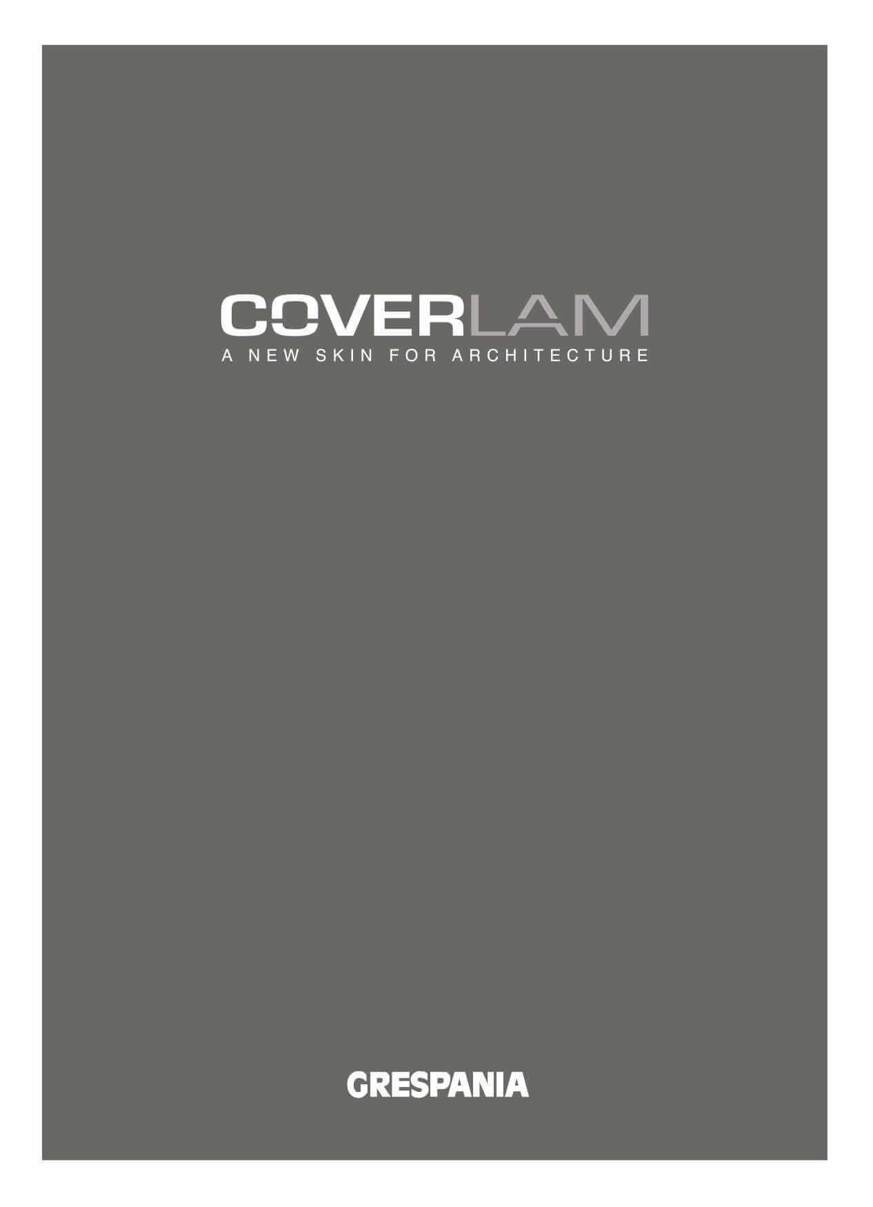 Cuadriptico Coverlam 2018   Catálogos Coverlam