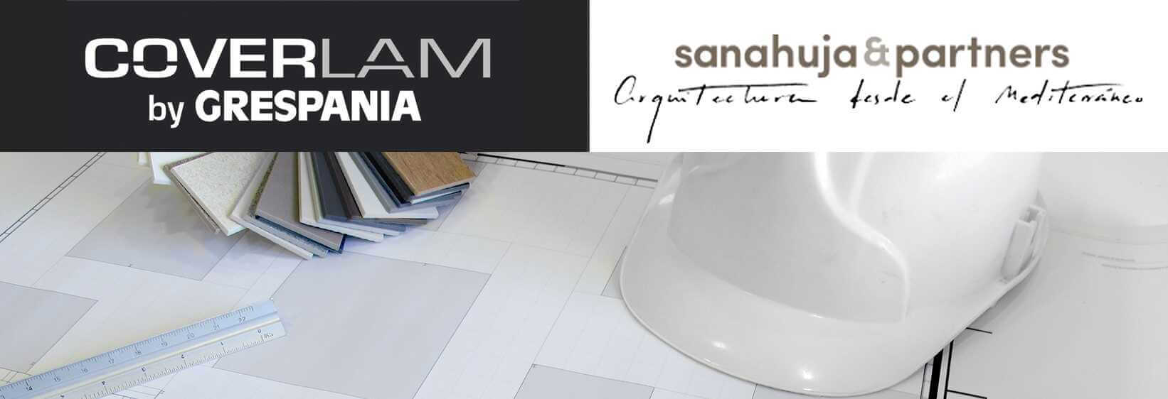 Expo Coverlam Banner | Grespania, Ultimando Su Nuevo Showroom Exclusivo Para Coverlam.