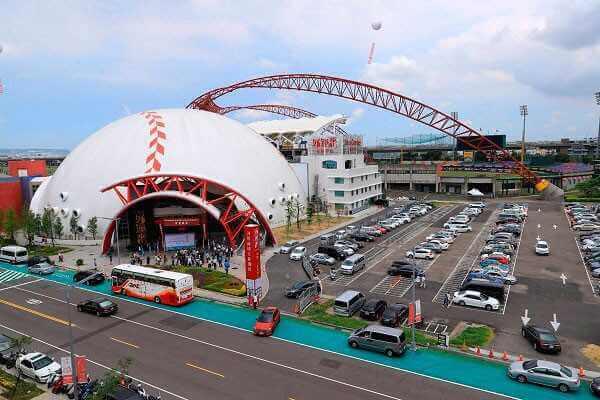 Estadio 06 | Estadio De Beisbol, Taiwan
