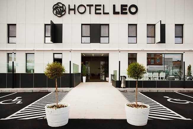 Hotel Leo Badajoz 2 001