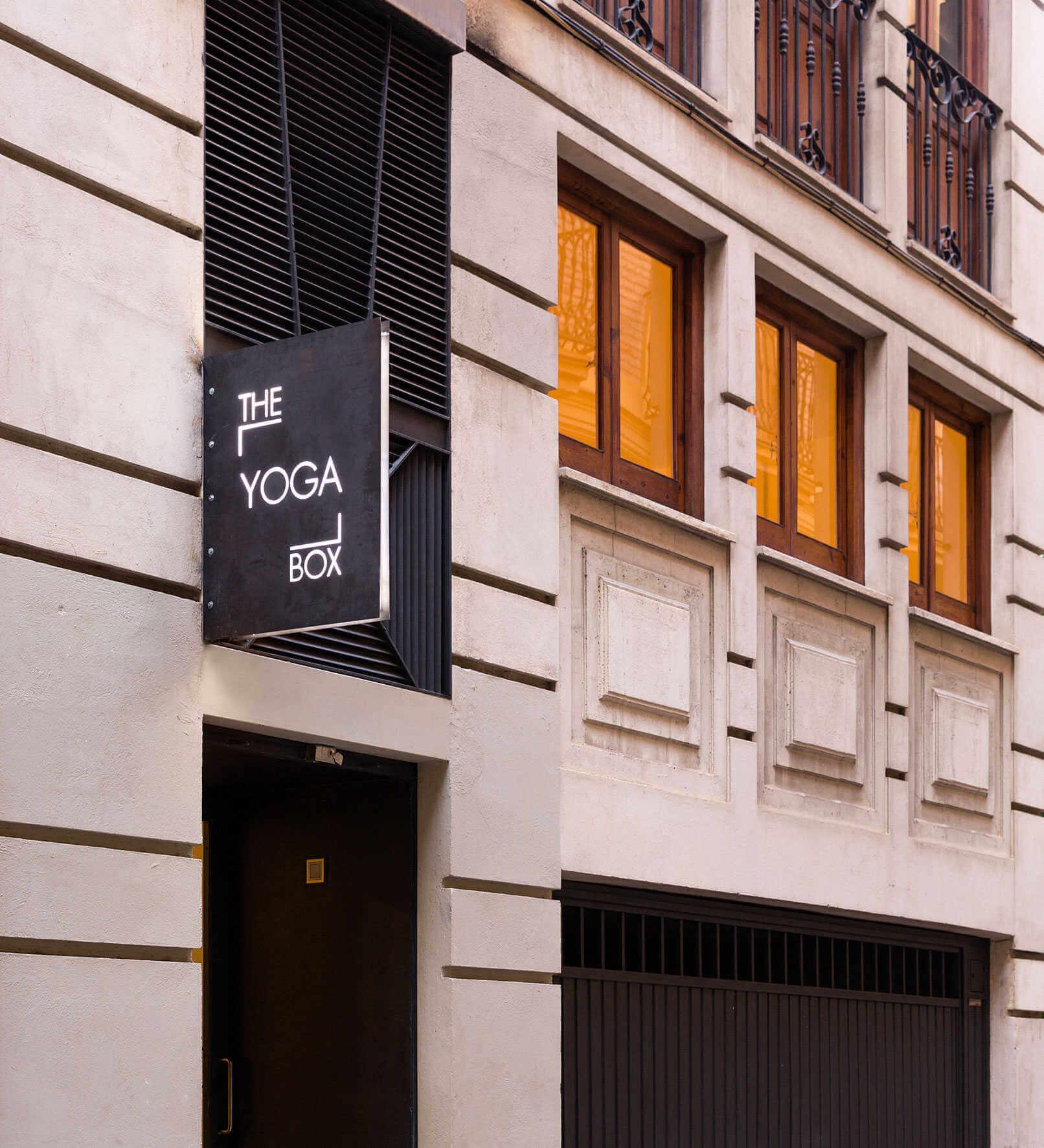 Daniel Rueda Homu Arquitectos The Yoga Box 53 | The Yoga Box, Valencia