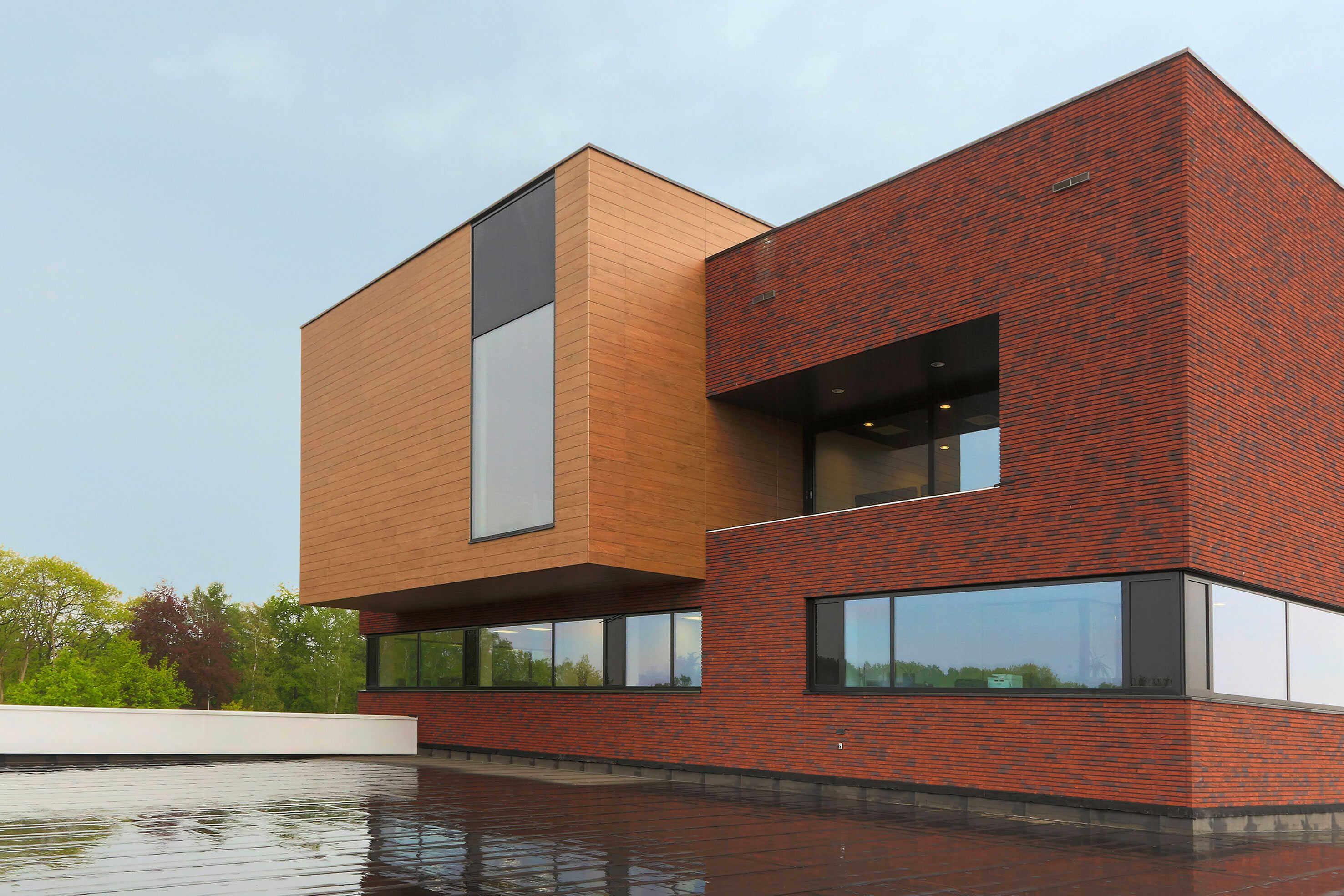 200428 Data 01 | Edificio De Oficinas, Holanda