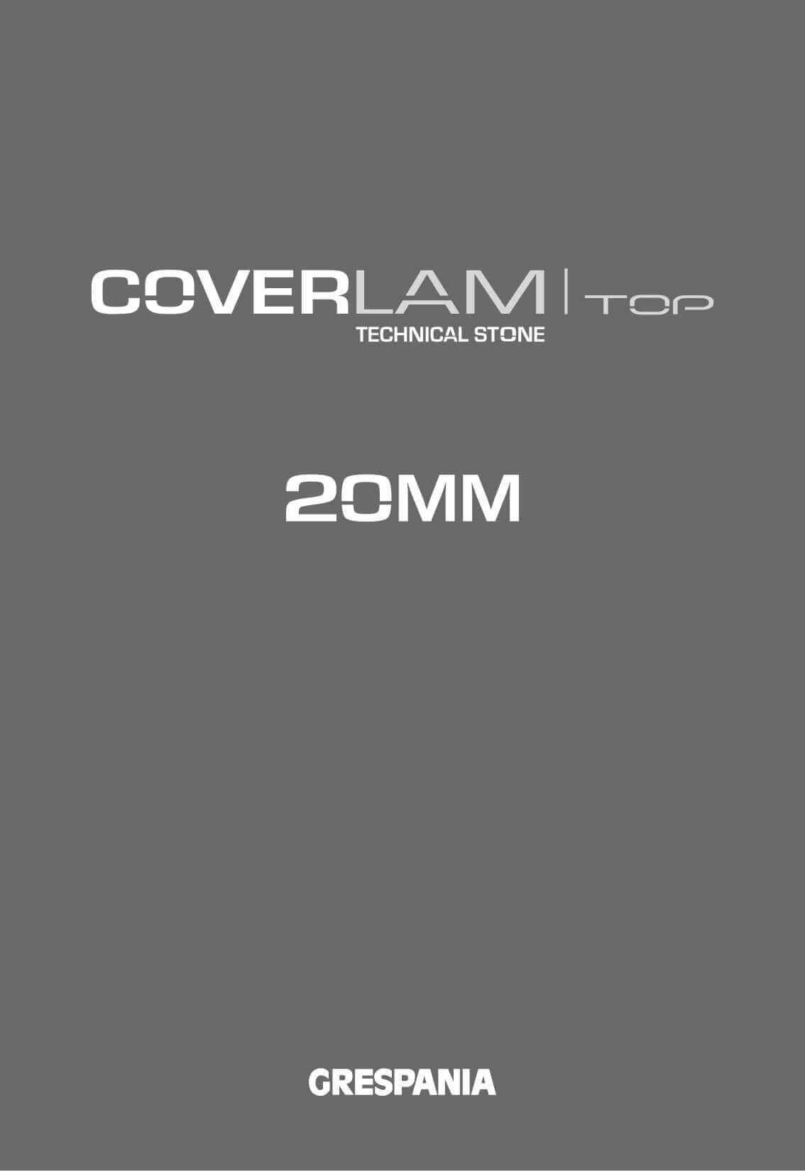 Diptico Coverlam Top 20mm | Catálogos Coverlam Top