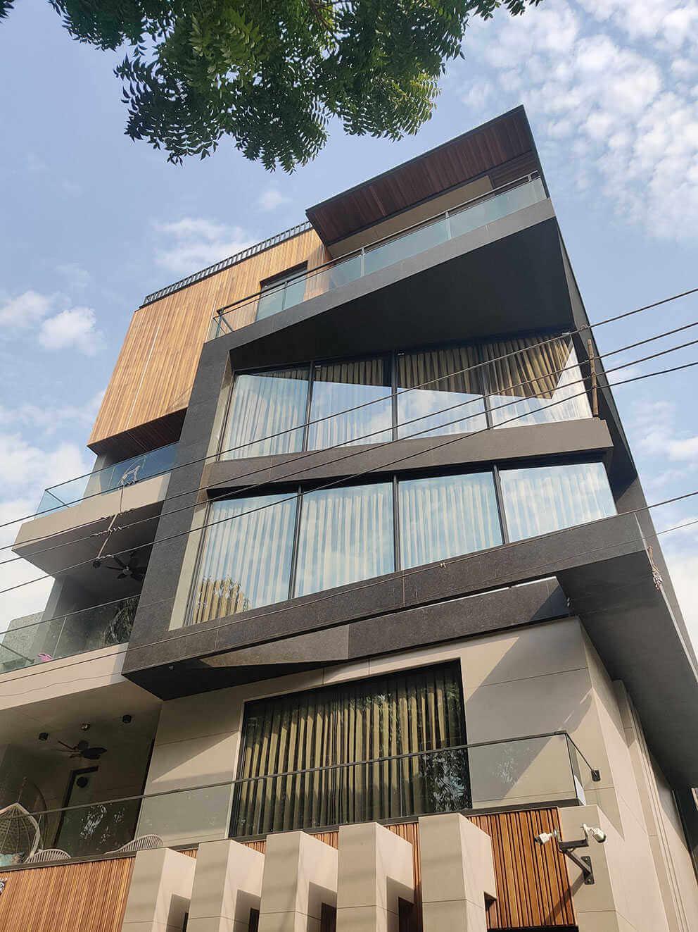 Edificio Delhi Coverlam 2 | Vivienda Unifamiliar Delhi, India
