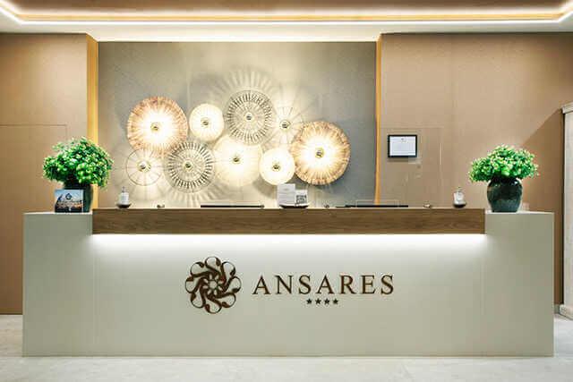 Thumbnail Hotel Ansares Taranco N 1 | Hotel Ansares Tarancón, Cuenca