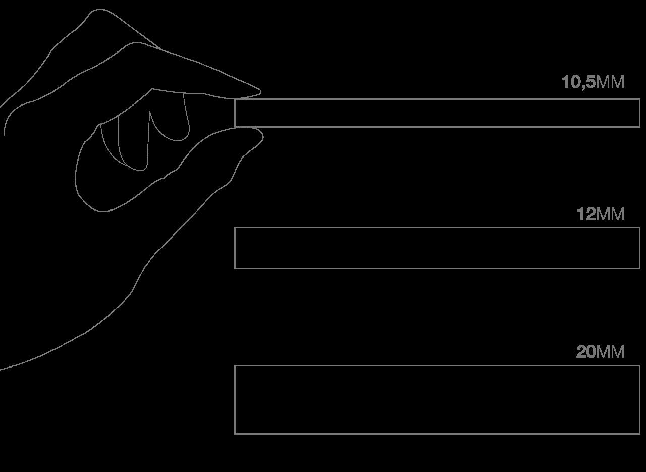 Espesores Coverlamtop 2021 | Producto Coverlam Top